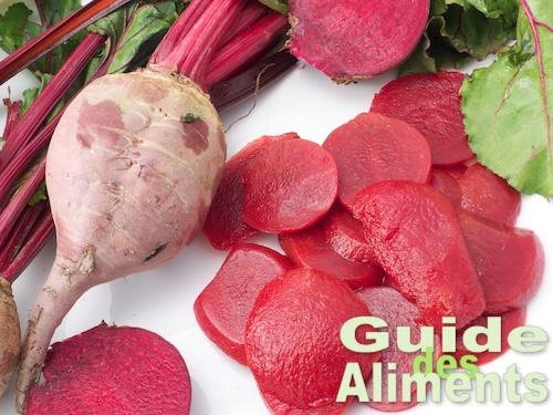 Aliment betterave l gumes cuisson conservation preparation guide des - Conservation des betteraves rouges ...