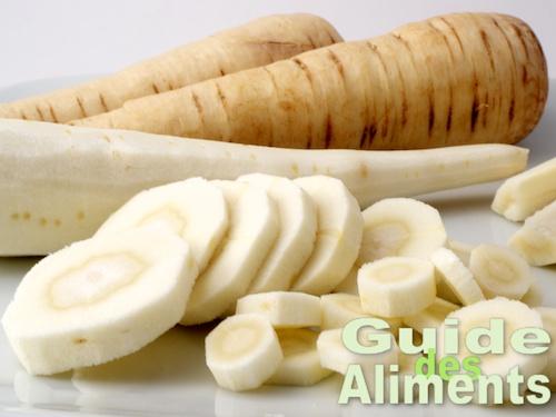aliment : panais - Légumes - cuisson - conservation ...